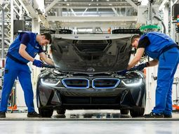 BMW is the largest automotive exporter in USA in 5 consecutive years