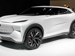 Infiniti sets plan for bold new range of electric vehicles