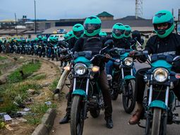 115 motorcycles including 22 'Gokada' & 'Maxokada' seized by Lagos State Task Force