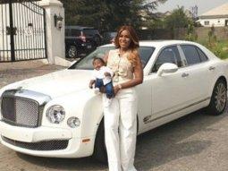 Bentley recalls Linda Ikeji's N100m brand model Mulsanne for fixing