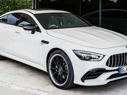 Mercedes reveals affordable price for the latest AMG GT 53 Coupe