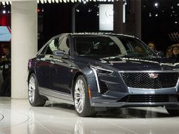 Cadillac offers second installment of its CT6-V at N33.6 million