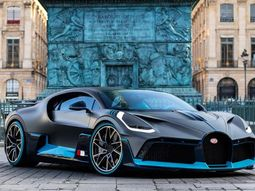 Bugatti electric luxury car may use Porsche Taycan's platform
