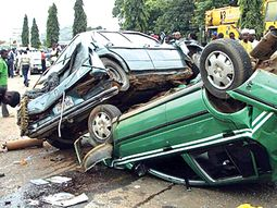 What are the causes of car accidents in Nigeria?