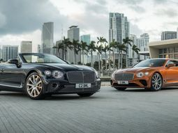 Bentley unveils an all-new 2019 Continental GT in both coupe & convertible versions