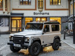 You can now live in a Land Rover Defender makeover!
