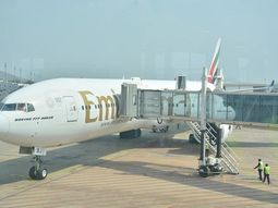 Emirates becomes first airline to use newly constructed Nnamdi Azikiwe International Airport terminal