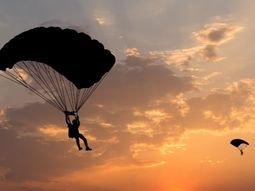 Why commercial airlines don't give passengers parachutes?
