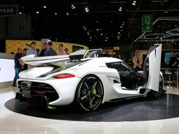 This £2.3m Koenigsegg Jesko - the fastest car in the world sells out 125 units in two weeks!