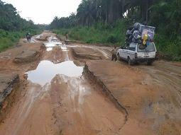 Abia lawmaker says his constituency has been cut off: Begs FG to fix road