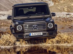 Weststar marks 40 years of Mercedes G-Class Off-roader in Nigeria