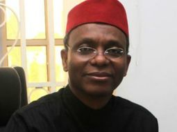 El-Rufai lands Abuja airport, hushes rumours of his accident!