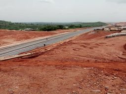 See the state of Lagos-Ibadan railway after the election campaign is over!