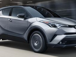See the 2019 Toyota C-HR new base model with a price cut of ₦540,000