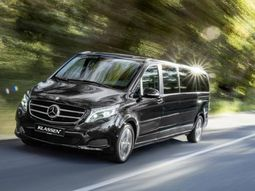 Looking for space and class? Check out the Mercedes V-Class Klassen