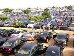 Nigerians spent N161 billion on used cars from US, ranking 2nd in number of cars imported from this country