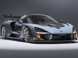 McLaren makes a Senna hypercar legos replica