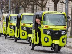 Keke Napep is now in Liverpool, set to overtake Uber!