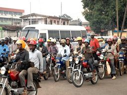 Ghana to follow Nigeria's footsteps to legalise Okada for commercial transport!