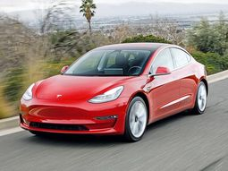 Tesla Model 3 defeated BMW 3 Series, Mercedes-Benz C-Class & Audi A4 in February sales