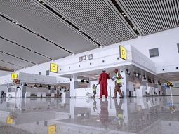 FAAN offers passengers freebies at Abuja airport new terminal