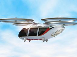 Emirates set to offer passengers enclosed first-class driverless drone