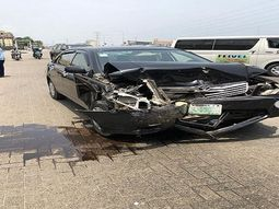 Instagram Comedian Funny Toheeb involved in car accident
