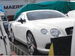 Paradoxically, luxury Rolls-Royce, G-Wagon, Bugatti or Range Rover are smuggled into Nigeria by super rich