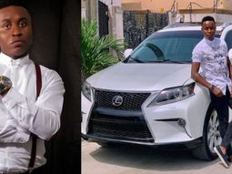 Who purchased a Lexus SUV? Comedian Pencil!