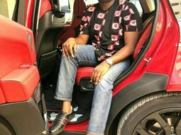 Instagram boss, Mompha showcases his Mercedes Benz G63 AMG SUV