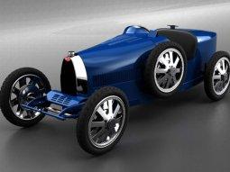 Bugatti celebrates 110th anniversary with release of N12 million Bugatti Baby II Roadster
