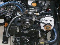 Symptoms of a loose alternator belt and repair cost in Nigeria