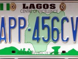 Problems of number plates in Nigeria: why some prefer other states' number plates?