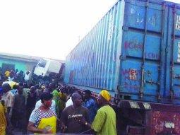 18 deaths in Ogun, Niger in crash involving Dangote truck and tipper