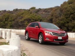 Why was Toyota Venza discontinued?