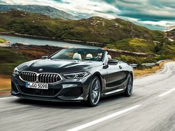 BMW revealed 2019 BMW 8 Series Convertible M850i - Striking balance between dynamism & refinement