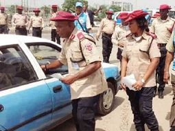 FRSC said to begin the Penalty point system on traffic laws' offenders!