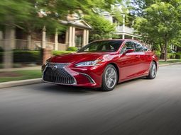 How do you know your Lexus ES listed in Toyota recall list 2019?