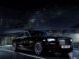 Terrific lover of black luxury cars? The Rolls-Royce Black Badge Ghost is made just for you!