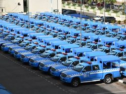FRSC take delivery of 177 cars from Innoson Motors