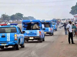 Traffic offences and fines in Nigeria by FRSC
