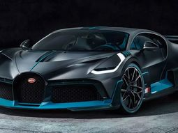 Hot weather testing - Bugatti takes Divo Hypercar worth ₦2.1b to the desert