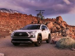 Check out the brand new 2020 Toyota RAV4 TRD Off-Road!