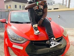 Nigerian rapper Zlatan Ibile gifts manager a car on his birthday