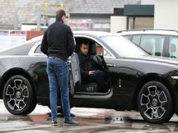 Shaqiri acquires a new ₦129 million Rolls-Royce Wraith just like Cristiano, Pogba, Lukaku and Griezman