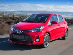 Massive recall of 43k Toyota Yaris by June
