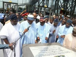 Buhari commissions Oshodi Transport Interchange, operations commence May 2nd