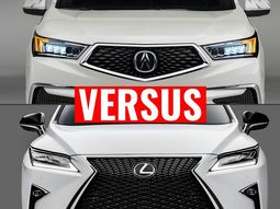 [Expert comparison review] Lexus RX vs Acura MDX (second generation)