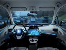Collection of trending car technologies of 2019
