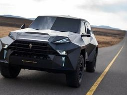 Bulletproof Karlmann King SUV priced ₦720m present at New York Show
